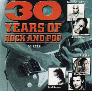 Cover - 2-4 Family: 30 Years Of Rock And Pop 2 CD