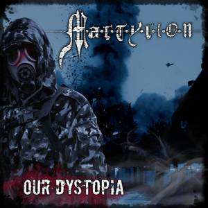 Martyrion: Our Dystopia - Cover