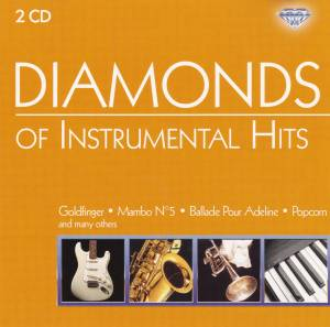 Cover - Routers, The: Diamonds Of Instrumental Hits