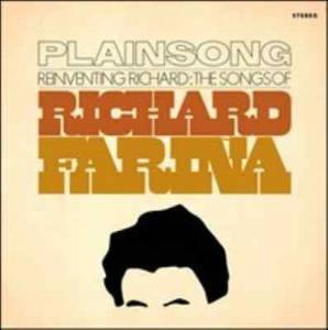 Cover - Plainsong: Reinventing Richard: The Songs Of Richard Farina