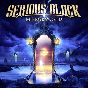 Serious Black: Mirrorworld - Cover