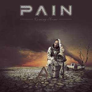Pain: Coming Home - Cover