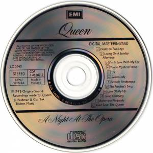 Queen: A Night At The Opera (CD) - Bild 3