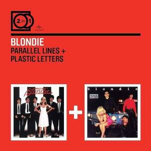 Cover - Blondie: Parallel Lines + Plastic Letters