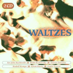 Simply The Best Waltzes - Cover