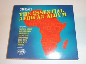 Songlines: The Essential African Album - Cover