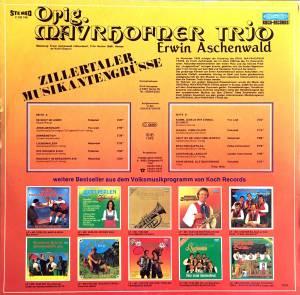 Orig. Mayrhofner Trio - dort am blauen see