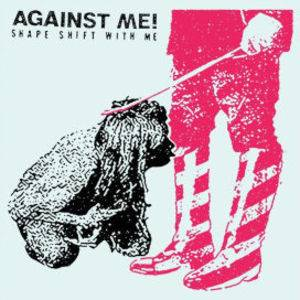 Against Me!: Shape Shift With Me - Cover