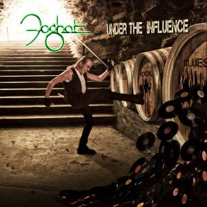 Foghat: Under The Influence - Cover