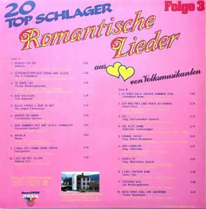 Lieder romantischste alte