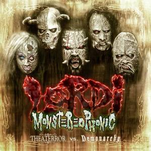 Cover - Lordi: Monstereophonic: Theaterror Vs. Demonarchy