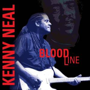 Cover - Kenny Neal: Bloodline