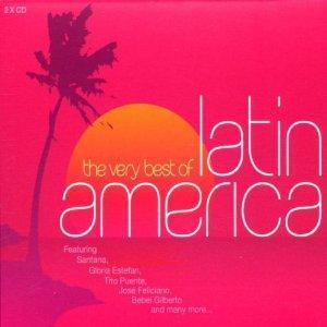 Very Best Of Latin America, The - Cover