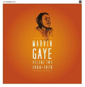 Cover - Marvin Gaye & Kim Weston: Volume Two 1966-1970