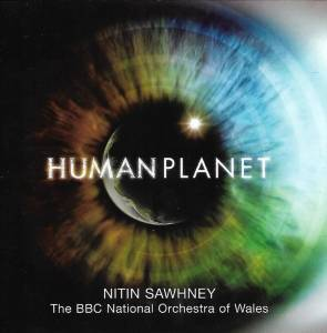Nitin Sawhney: Human Planet - Cover