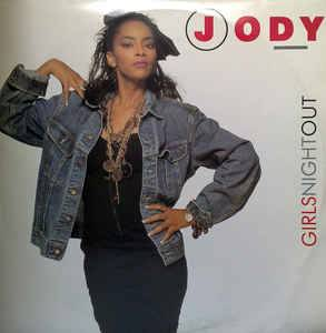 Cover - Jody Watley: Girlsnightout