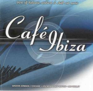 Cover - G.E.N.E.: Cafe Ibiza - Best Of Balearic Ambient & Chill Out Music