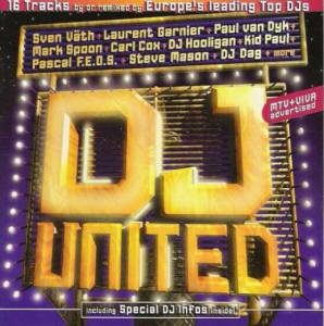 DJ United - Cover