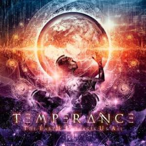Temperance: Earth Embraces Us All, The - Cover