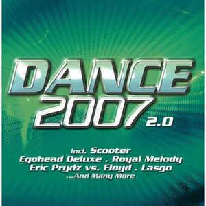 Cover - Peter Luts & Dominico: Dance 2007 2.0