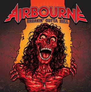 Airbourne: Breakin' Outta Hell - Cover
