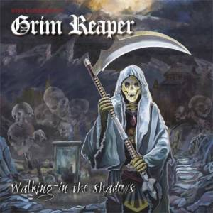 Grim Reaper: Walking In The Shadows - Cover