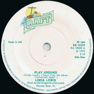 Cover - Linda Lewis: Play Around