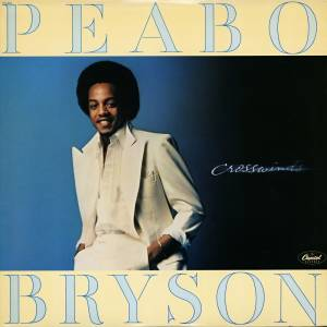Cover - Peabo Bryson: Crosswinds