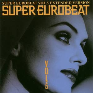 Cover - Mark Farina: Super Eurobeat Vol. 5