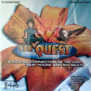 Quest - From Zen To Apollo - A Kicking Connection Of Hip Hop, R&B, House And Big Beats, The - Cover
