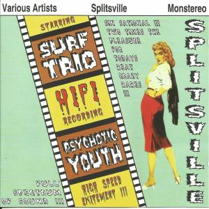 Cover - Psychotic Youth: Splitsville