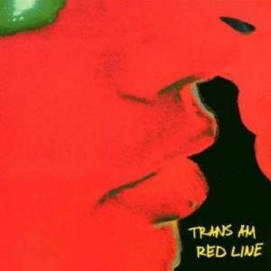 Cover - Trans Am: Red Line