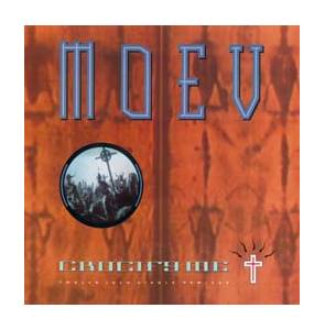 Cover - Moev: Crucify Me