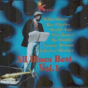 Cover - Tommy Tucker: All Blues Best - Vol. 1