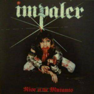 Cover - Impaler: Rise Of The Mutants