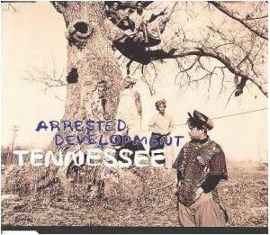 Arrested Development: Tennessee - Cover