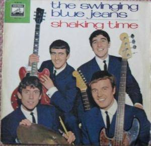 Cover - Swinging Blue Jeans, The: Shaking Time