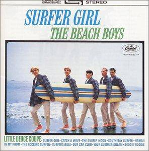 The Beach Boys: Surfer Girl - Cover