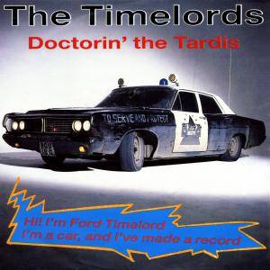 The KLF: Doctorin' The Tardis - Cover