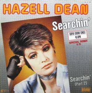 Hazell Dean: Searchin' - Cover