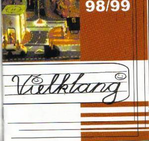 Vielklang 98/99 - Cover