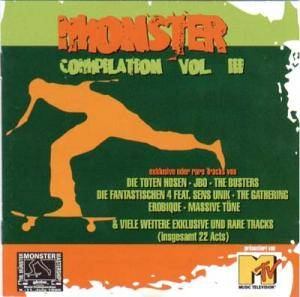 Cover - Sound Of One Hand: Monster Compilation Vol. III
