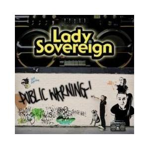 Lady Sovereign: Public Warning - Cover