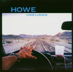 Howe Gelb: Confluence - Cover