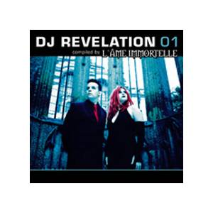 Cover - Cancer Barrack: DJ Relevation 01 Compiled By L'Âme Immortelle
