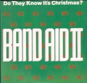 Band Aid II: Do They Know It's Christmas? - Cover