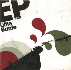 Cover - Little Barrie: EP