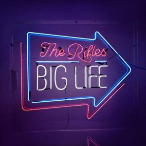 Cover - Rifles, The: Big Life
