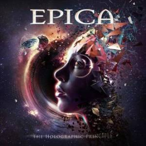 Cover - Epica: Holographic Principle, The