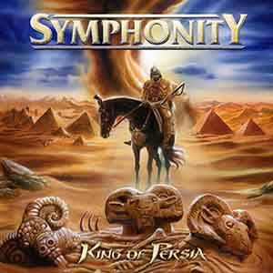 Symphonity: King Of Persia - Cover
